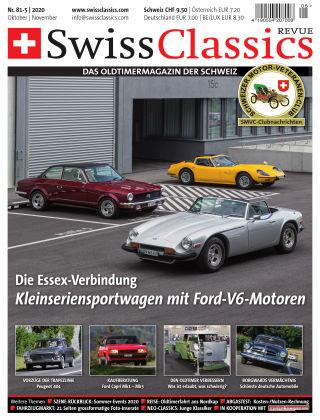 SwissClassics Revue 80-5/2020