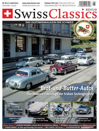 SwissClassics Revue 82-6/2020