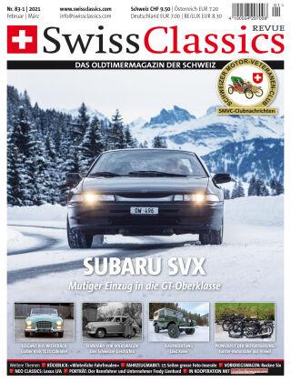 SwissClassics Revue 83-1/2021