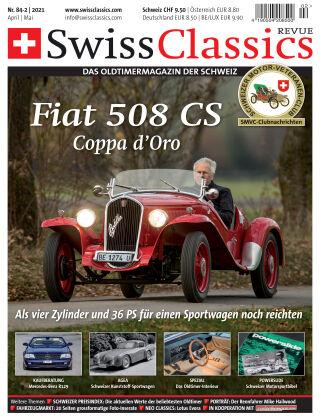SwissClassics Revue 84-2/2021