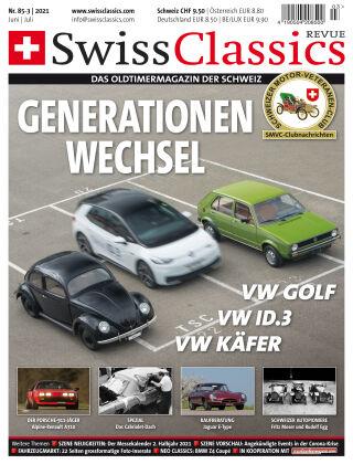SwissClassics Revue 85-3/2021