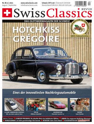 SwissClassics Revue 86-4/2021