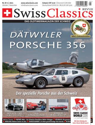 SwissClassics Revue 87-5/2021