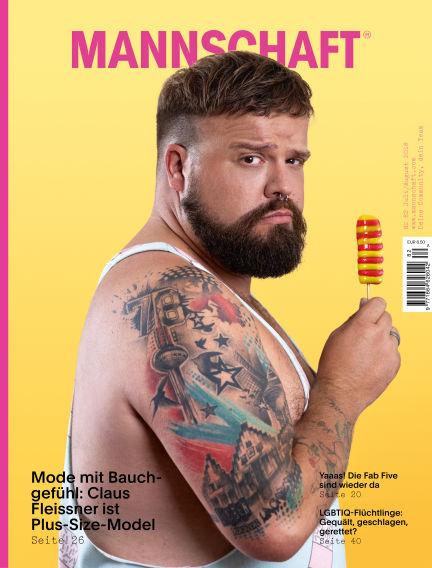 Mannschaft Magazin July 04, 2018 00:00