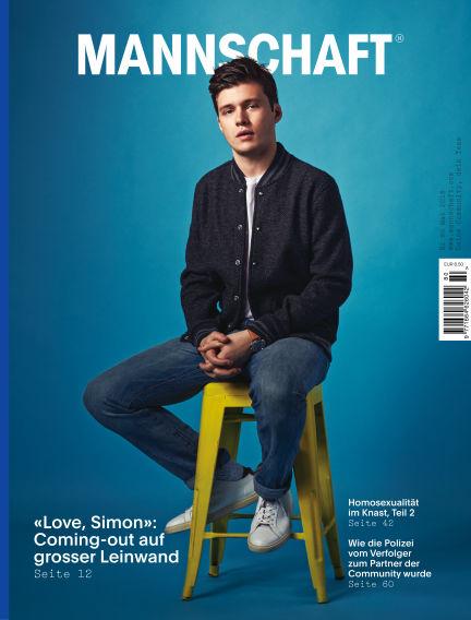 Mannschaft Magazin May 02, 2018 00:00