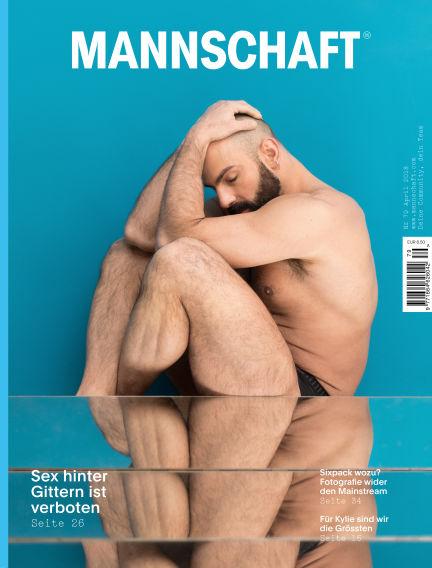 Mannschaft Magazin March 28, 2018 00:00