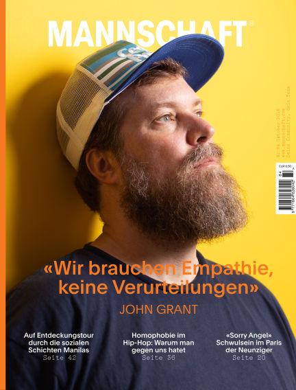 Mannschaft Magazin September 26, 2018 00:00