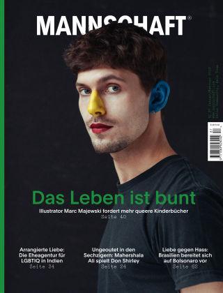 Mannschaft Magazin Jan/Feb, Nr. 87