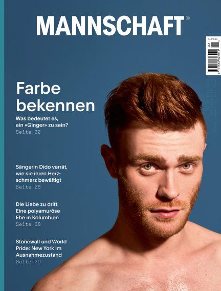 Mannschaft Magazin February 20, 2019 00:00