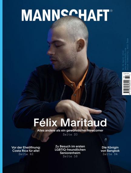 Mannschaft Magazin March 27, 2019 00:00