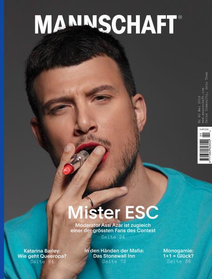 Mannschaft Magazin May 02, 2019 00:00