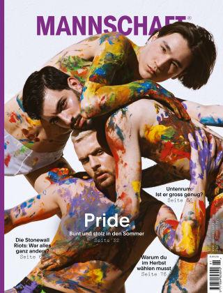 Mannschaft Magazin Juni, Nr. 91