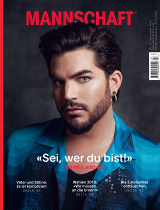 Mannschaft Magazin September, Nr. 93
