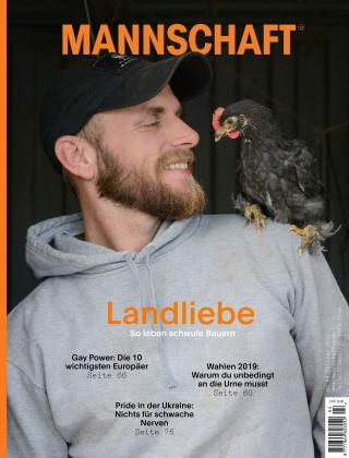 Mannschaft Magazin Oktober, Nr. 94