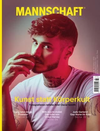 Mannschaft Magazin November, Nr. 95