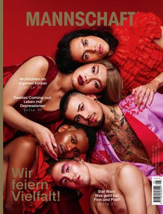 Mannschaft Magazin Dezember, Nr. 96