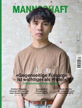 Mannschaft Magazin Jan/Feb, Nr. 97