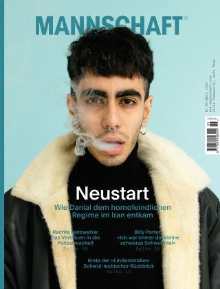Mannschaft Magazin März, Nr. 98