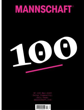 Mannschaft Magazin Mai, Nr. 100