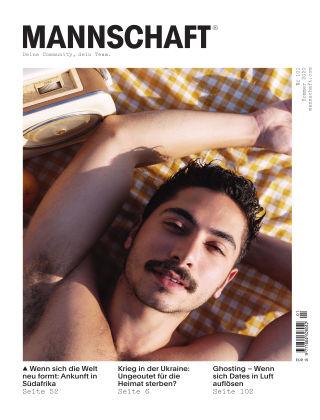 Mannschaft Magazin Sommer, Nr. 101