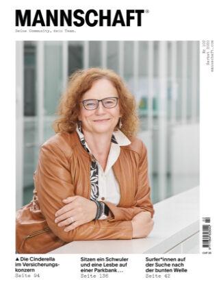 Mannschaft Magazin Herbst, Nr. 102