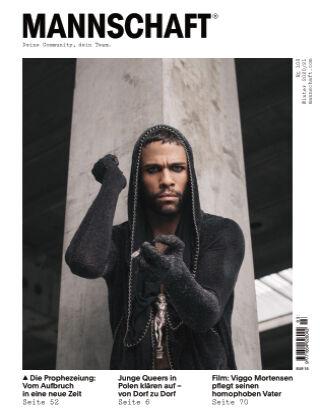 Mannschaft Magazin Winter, Nr. 103