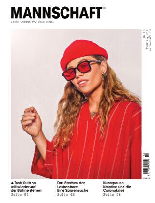 Mannschaft Magazin Frühling, Nr. 104