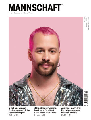 Mannschaft Magazin Sommer, Nr. 105
