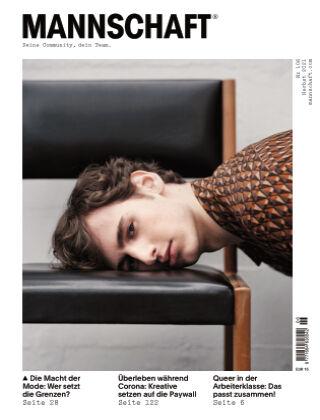 Mannschaft Magazin Herbst, Nr. 106