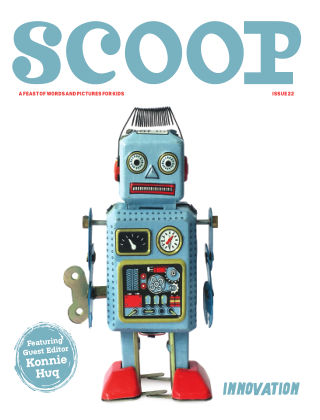 SCOOP magazine Issue 22