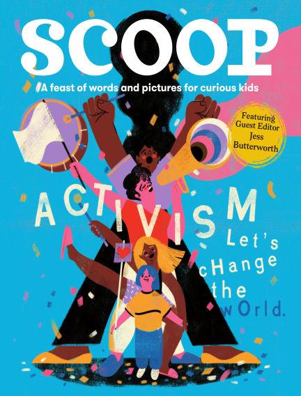 SCOOP magazine April 08, 2020 00:00