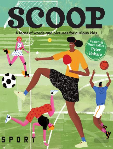 SCOOP magazine June 08, 2020 00:00