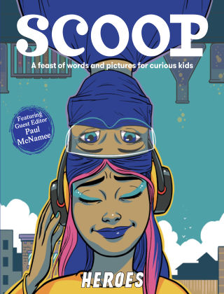 SCOOP magazine Heroes