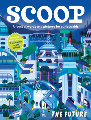 SCOOP magazine THEFUTURE