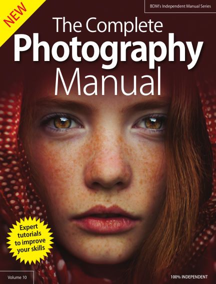 Photography The Complete Guide November 09, 2018 00:00