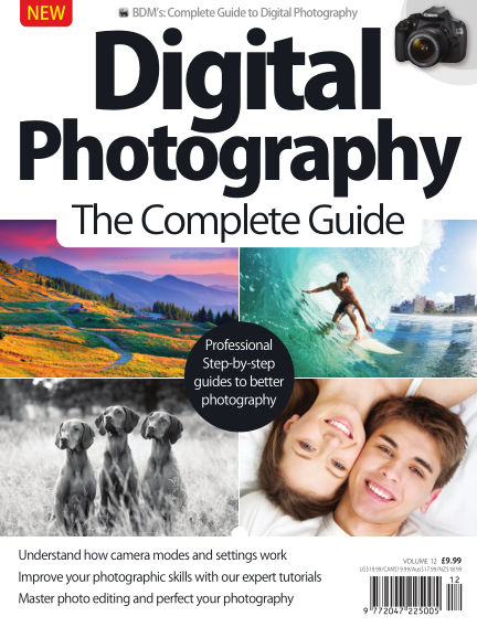 Photography The Complete Guide August 07, 2019 00:00