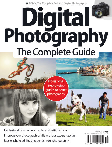 Photography The Complete Guide September 25, 2019 00:00