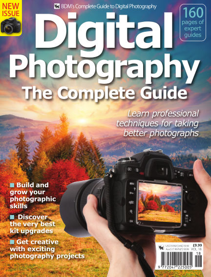 Photography The Complete Guide December 02, 2019 00:00
