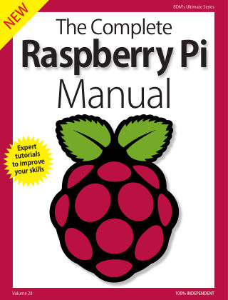 The Complete Raspberry Pi Manual Ras Pi 2018