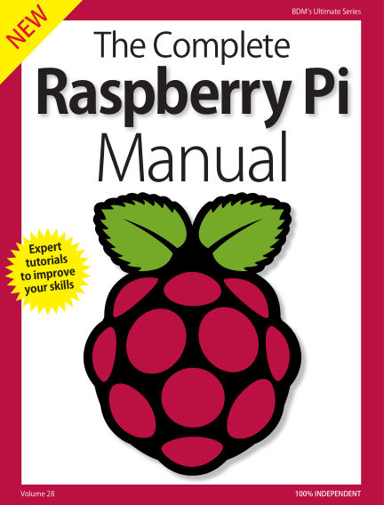 Raspberry Pi Complete Manual December 08, 2018 00:00