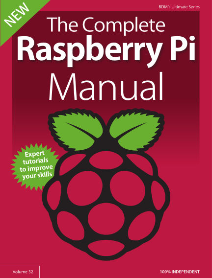 Raspberry Pi Complete Manual April 12, 2019 00:00