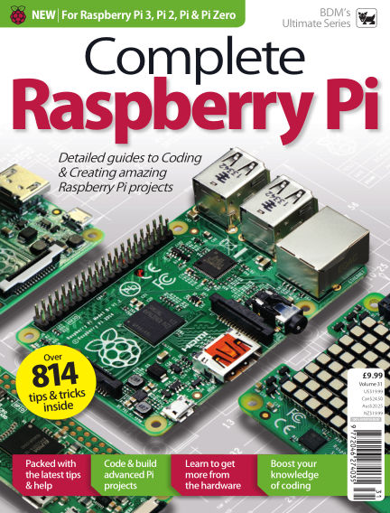 Raspberry Pi Complete Manual August 21, 2019 00:00