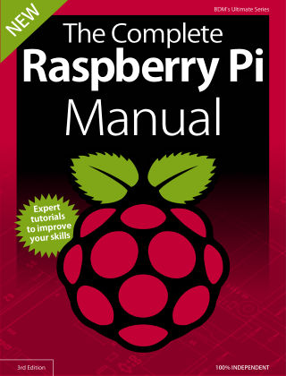 Raspberry Pi Complete Manual 3rd Edition