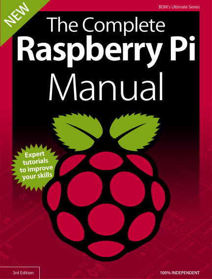 Raspberry Pi Complete Manual September 07, 2019 00:00