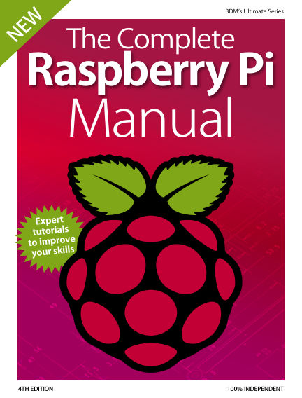 Raspberry Pi Complete Manual December 07, 2019 00:00