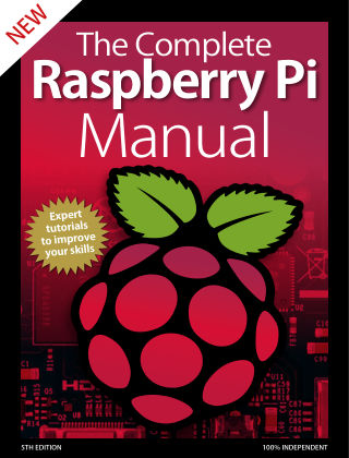 Raspberry Pi Complete Manual 5th Edition