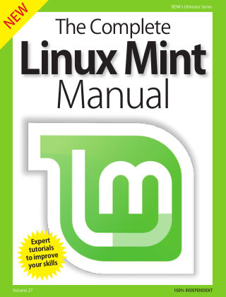 Linux Mint Complete Manual Linux Mint 2018