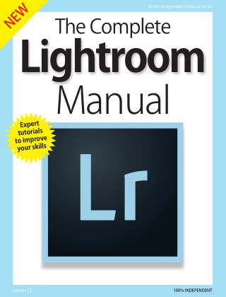Lightroom Complete Manual Lightroom 2018