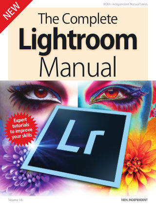 Lightroom Complete Manual Lightroom 2019