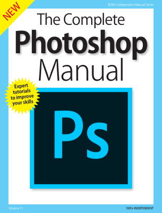 Photoshop Complete Manual Photoshop 2018